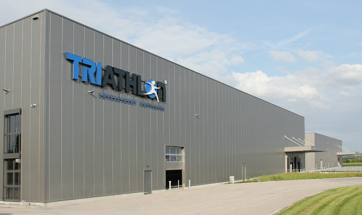 The Glauchau, Germany Plant - the company