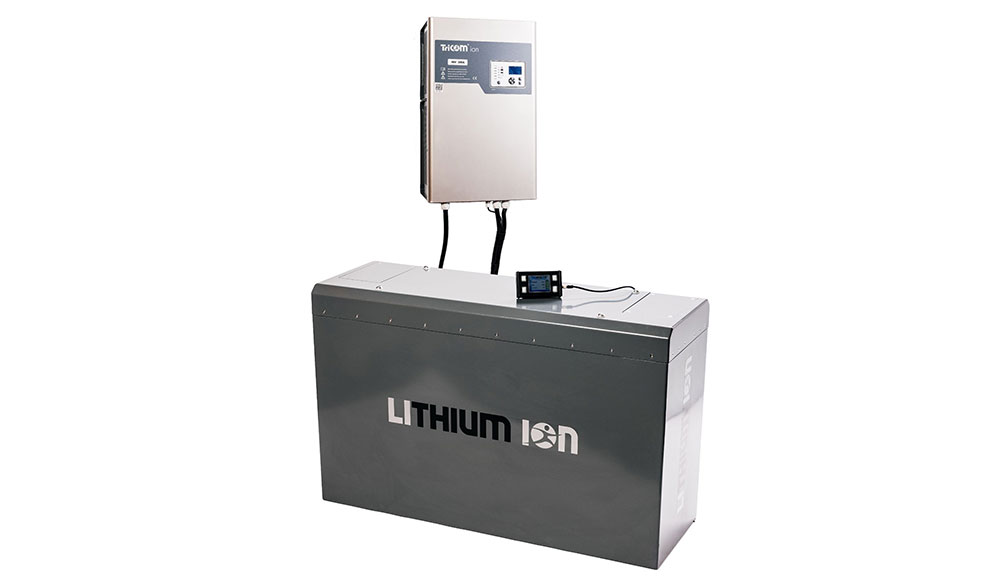 Lithium-Ion Batteries & Battery Systems