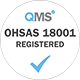 OHSAS 18001 Accreditation