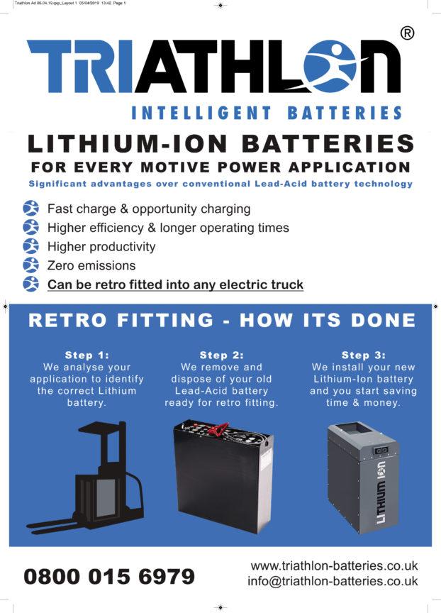 Lithium-Ion Advert 15/04/19